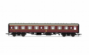 Hornby R1128 'Harry Potter and the Half Blood Prince' Train Set Composite Coach No Box Side View