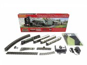 Hornby R1169 'Tornado Pullman Express' Train Set Box and Contents View