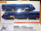 Hornby R2703 GNER HST 125 Class 43 Fitted with Dual TTS Sound Decoders and Mega Base Speakers Box View