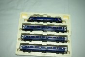 Hornby R2663A Caledonian Sleeper Train Pack  Pack in Foam Container