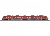 Trix 22930 Diesel Railcars BR 648.2 Lint from DB AG Epoch VI Side View